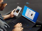 Windows 10 : des fonctions spéciales pour les Galaxy S20 et Z Flip