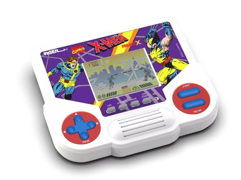 Retro-gaming : Hasbro ressuscite les mini consoles Tiger