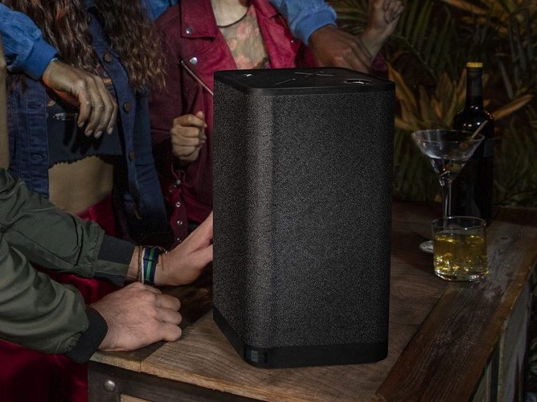 Ultimate Ears présente l'Hyperboom, une grosse enceinte portable taillée pour les soirées