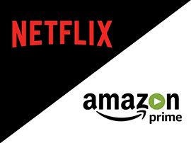 Netflix vs Amazon Prime Video, c'est l'heure du duel des plateformes de streaming