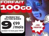 Forfait mobile : la promo 100 Go à 9,99€ de NRJ Mobile prendra fin ce dimanche