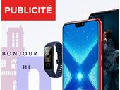 Honor : jusqu'à -26% sur les smartphones
