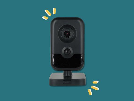 50% de réduction sur la caméra de surveillance Cube² de Protection 24 !