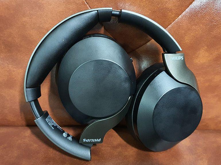 Test Philips PH805 : un premier casque à réduction de bruit active en demi-teinte