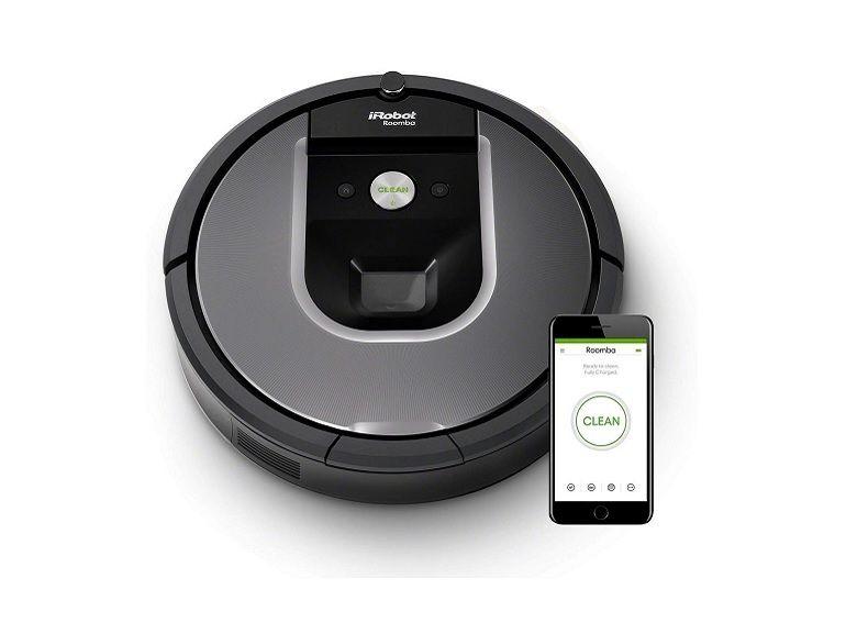Bon plan : économisez 250 euros sur le robot aspirateur iRobot Roomba 960