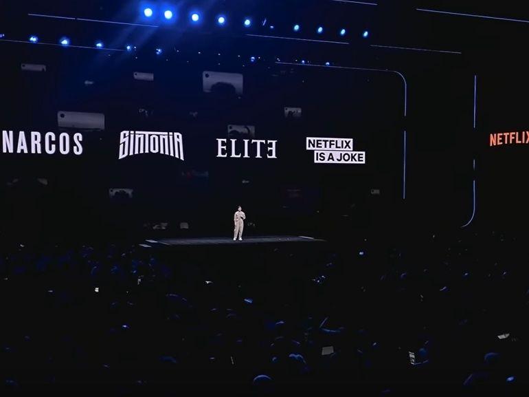 Samsung et Netflix : partenaires particuliers pour des contenus exclusifs