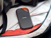 Test du SSD portable SanDisk Extreme Pro : le stockage externe rapide et pratique