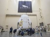 SpaceX : derniers préparatifs pour la capsule Crew Dragon avant un premier vol habité en mai