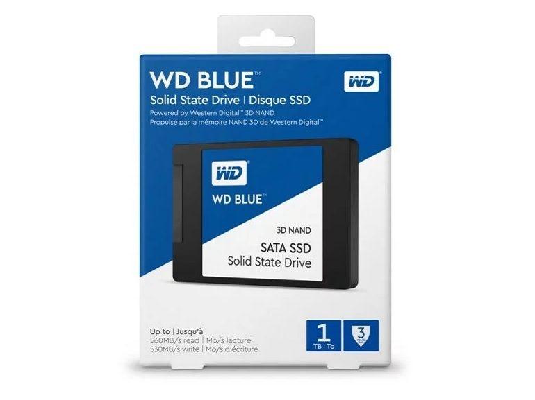 Bon plan : le SSD Western Digital - 1 To (3D NAND) est à 99,99€