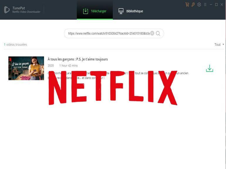 Netflix : TunePat, surprenant logiciel pour télécharger tous vos films et séries est-il légal ?