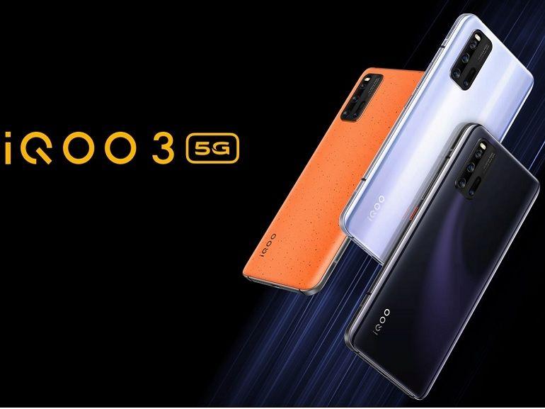 Iqoo 3 5G : grosse fiche technique et petit prix pour le nouveau fleuron de Vivo