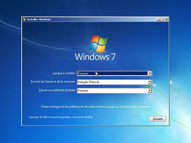 Windows 7 : une mise à jour corrige le bug du fond d'écran noir