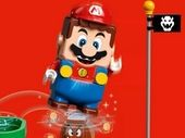 Lego Super Mario : le plombier de Nintendo prend vie dans un jeu de construction