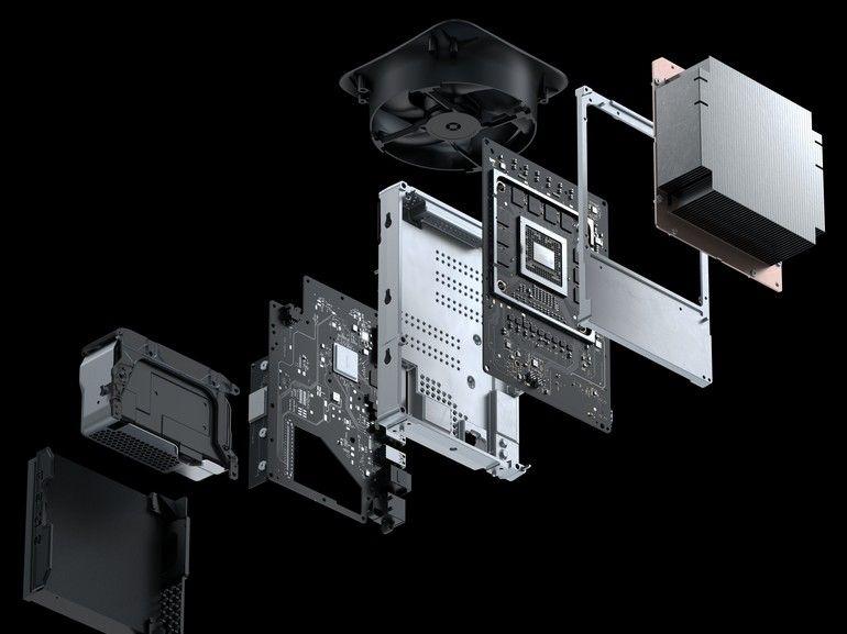 Xbox X Series : Microsoft livre de nouveaux détails sur la console et sa manette
