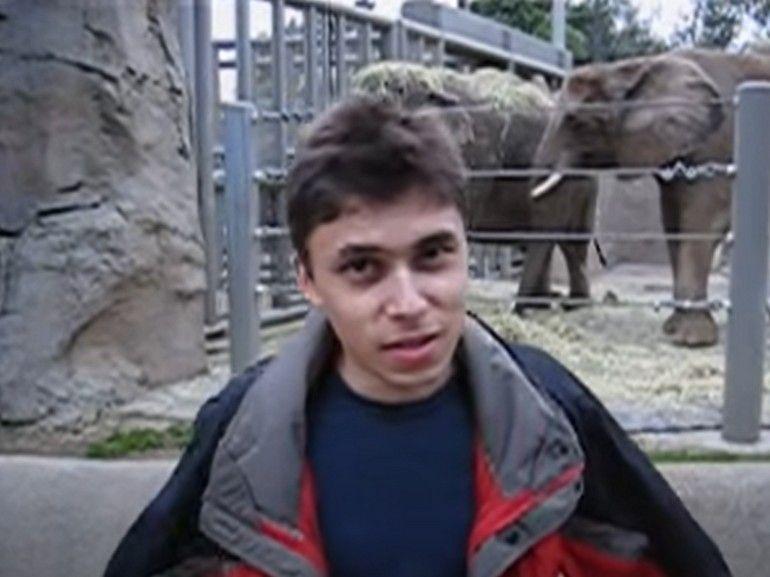 YouTube a 15 ans : voici la toute première vidéo tournée…dans un zoo