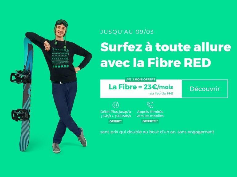 RED by SFR : les (vrais) bons plans sur les forfaits mobile et box Internet