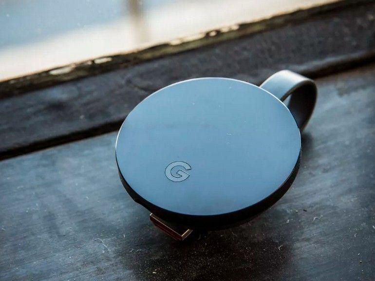 Google plancherait sur un nouveau Chromecast Ultra Android TV
