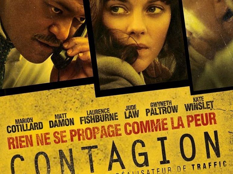 Le film Contagion disparaît du catalogue Netflix...mais cartonne sur iTunes