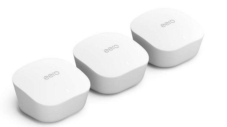 Test du routeur maillé (Wifi mesh) Amazon Eero avec 3 satellites