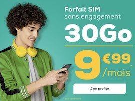 Forfait mobile : pourquoi cette offre à 10€ casse le game