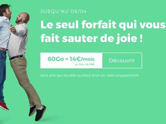 Forfait mobile et abonnement Internet : les (vraies) promotion de la semaine chez RED by SFR