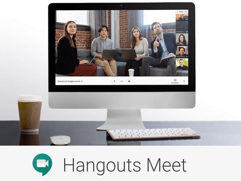 Google prolonge les appels illimités sur Meet jusqu'au 31 mars