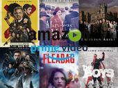 Amazon Prime Video : les meilleurs séries selon vous, CNET et la presse - février 2021