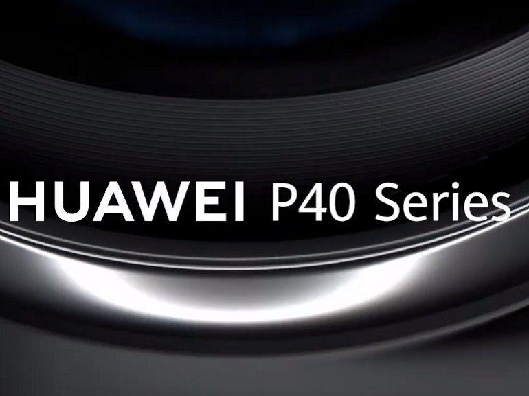 Huawei P40 et P40 Pro : comment suivre la présentation en direct ?
