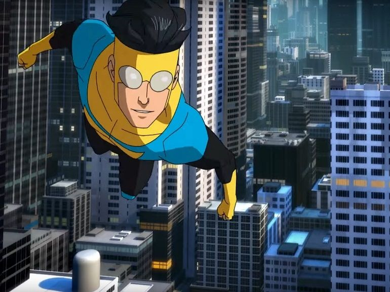 Amazon Prime Video: Should we watch the Invincible series?  For us, it's a big yes