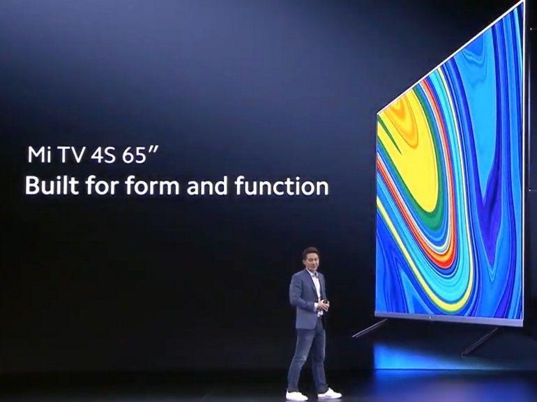 """Mi TV 4S 65"""" et Mi True Wireless Earphones 2 : les nouveautés image et son de Xiaomi pour l'Europe"""