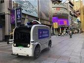 Le coronavirus donne un coup d'accélérateur aux véhicules autonomes de livraison