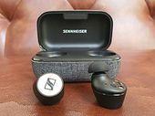 Sennheiser Momentum True Wireless 2 : réduction du bruit active, plus de batterie et son premium