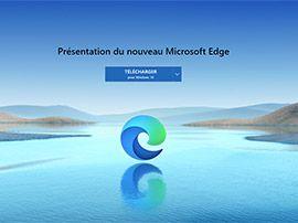 Microsoft Edge : des onglets verticaux et plusieurs nouveautés pour la version Chromium
