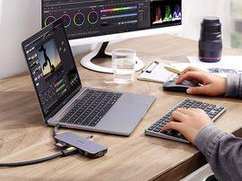Bon plan : un Hub USB-C 9 en 1 Power Delivery et HDMI 4K à 39,99€