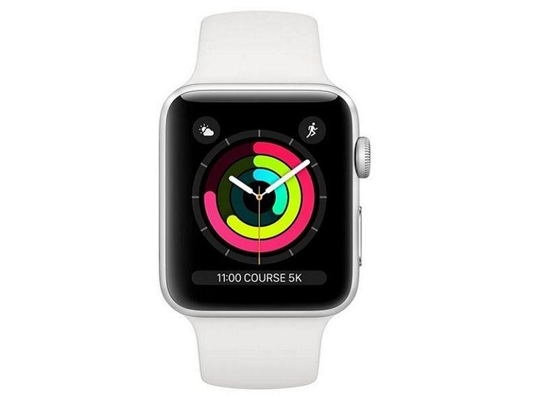 Bon plan : l'Apple Watch Series 3 (38 mm) est de retour à 199€ chez Darty