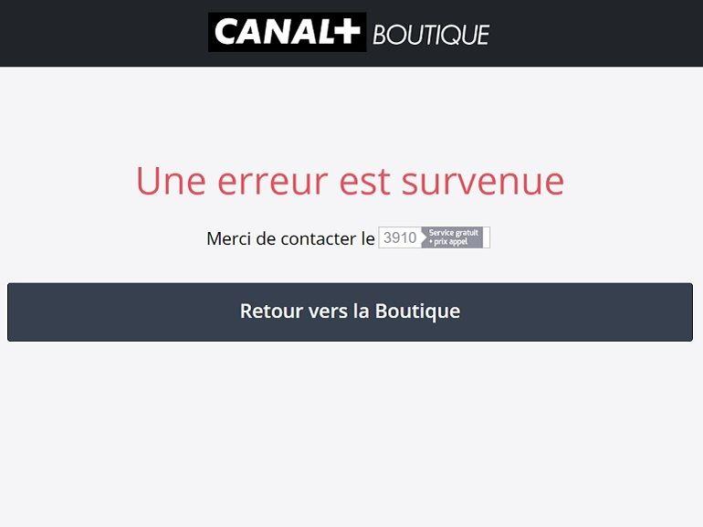 Canal+ : Disney+ fait craquer le site, impossible d'activer son abonnement pour l'instant