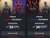 Canal+ : belles offres, petits prix et 50 euros offerts pour le lancement de Disney+