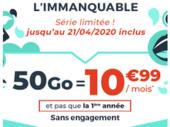 Forfait mobile : que vaut l'offre Cdiscount Mobile 50 Go à 10,99 euros ?