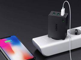Bon plan : un adaptateur secteur USB avec 3 sorties à 10,89€