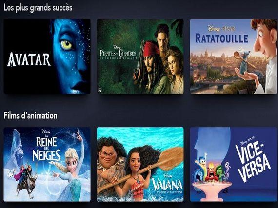 Disney+: avis, appareils compatibles, forces, faiblesses, offres Canal... CNET répond à vos questions en un clic