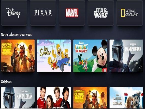 Disney+ : y a-t-il moins de films et séries au catalogue français qu'aux USA et pourquoi ?