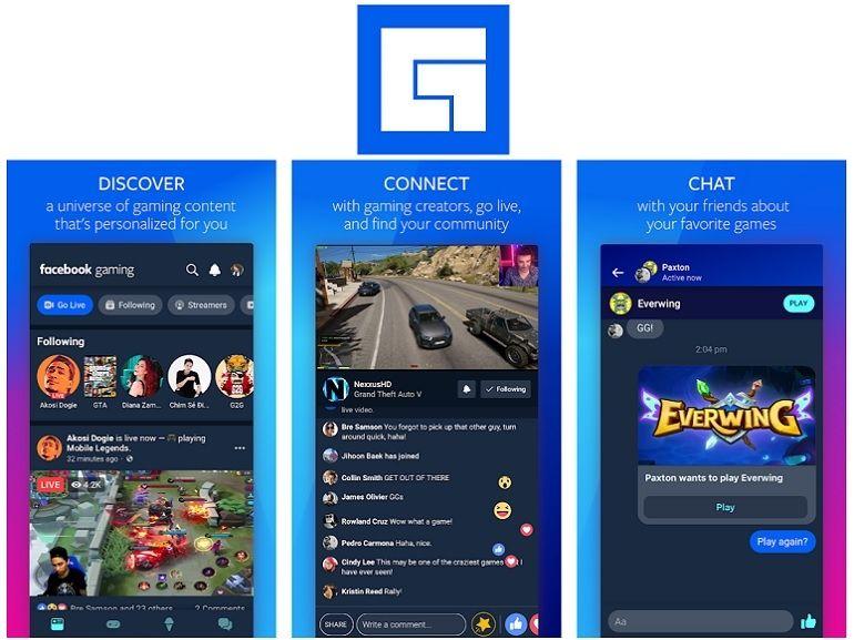 Facebook Gaming est disponible sur mobile, un nouveau concurrent de Twitch ?