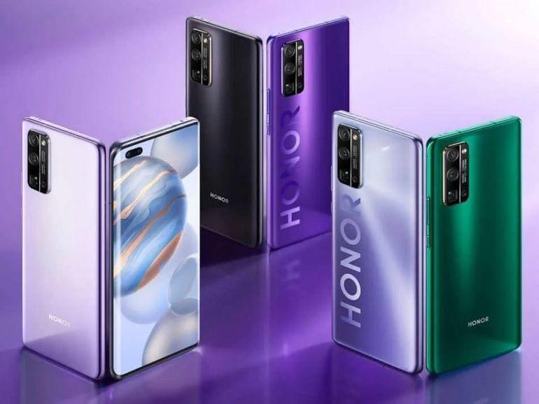 Honor 30, 30 Pro et 30 Pro+ officiels : de la 5G, de l'OLED et une multitude de capteurs photo