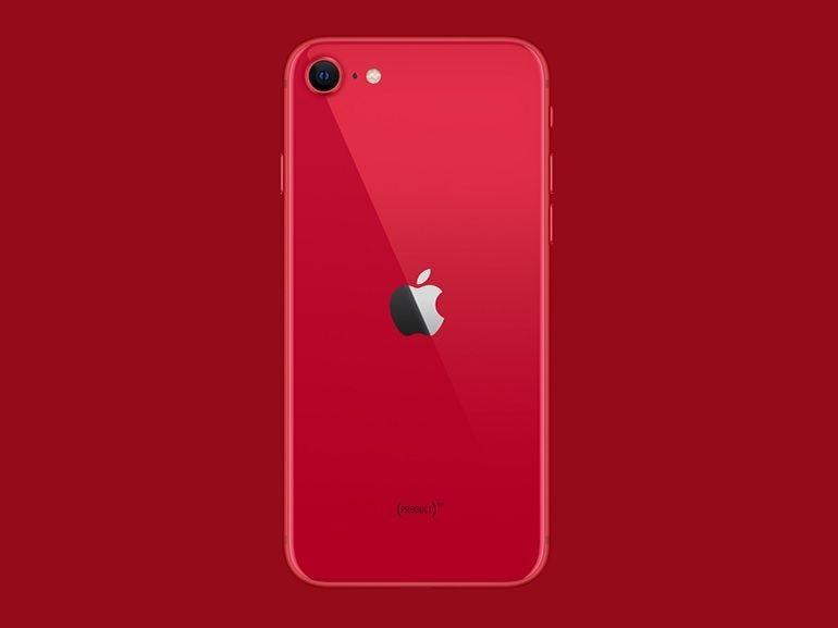 iPhone SE (2020) PRODUCT RED : les fonds vont s'orienter vers la lutte contre le COVID-19