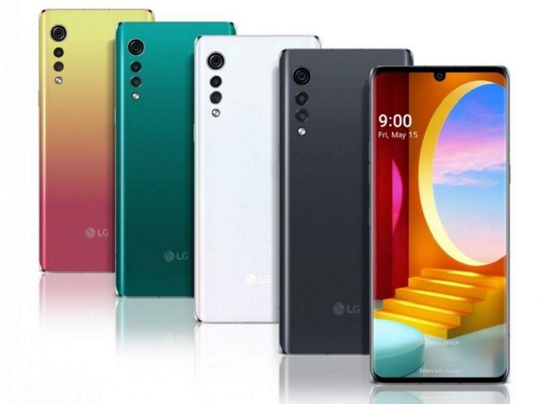 LG Velvet : le smartphone 5G du constructeur sud-coréen se dévoile avant l'heure