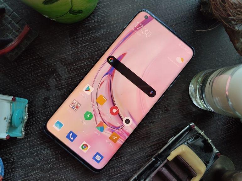 Xiaomi : un chargeur rapide 120 watts sur les rails ?