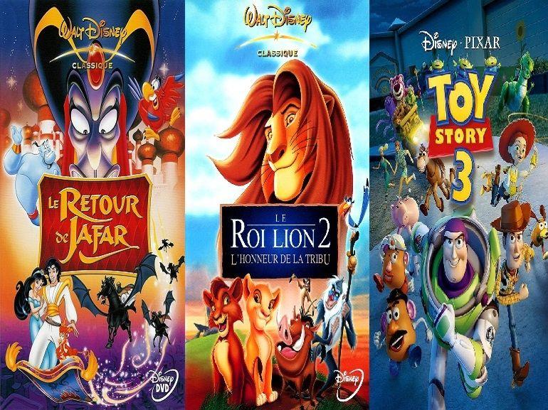 Disney+ : 3 des meilleures suites de films d'animation Disney à voir ou revoir ce week-end