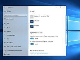 Windows 10 : un correctif pour les VPN à télécharger dans le catalogue Microsoft