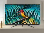 TCL séries C71 et C81 : des téléviseurs QLED 4K HDR à partir de 599 euros