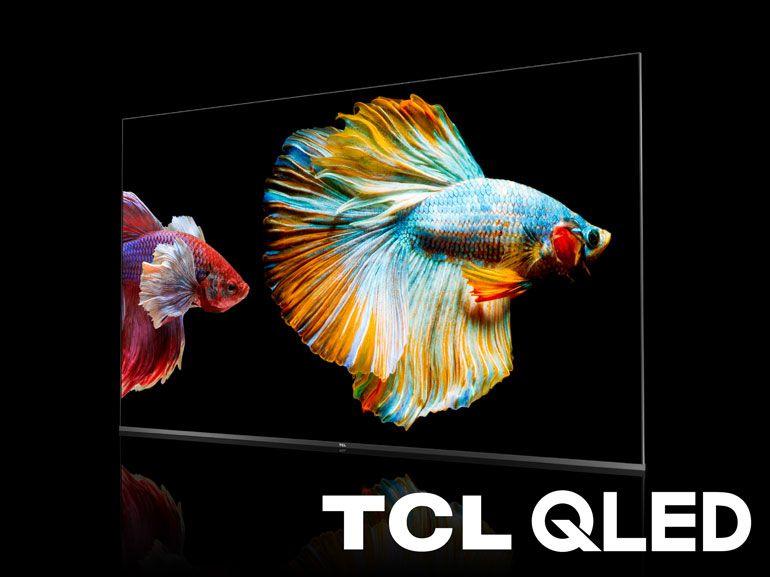 Tout savoir sur l'affichage QLED avec TCL
